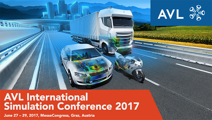 AVL International Simulation Conference 2017
