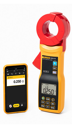 Fluke 1630-2 FC Stakeless Earth Ground Tester