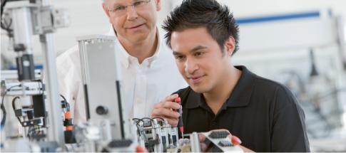 Tackling the training gap in UK manufacturing