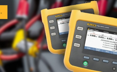 Fluke 1732 and 1734 Energy Loggers
