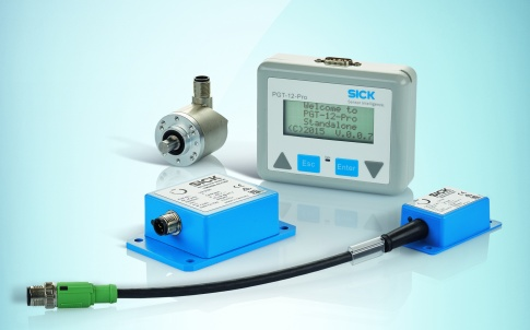 Hand-held programming tool for encoders and sensors with CANopen interface