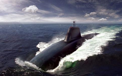 Submarine BAE
