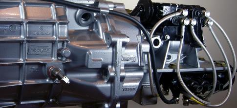 PTFE hose for automotive applications