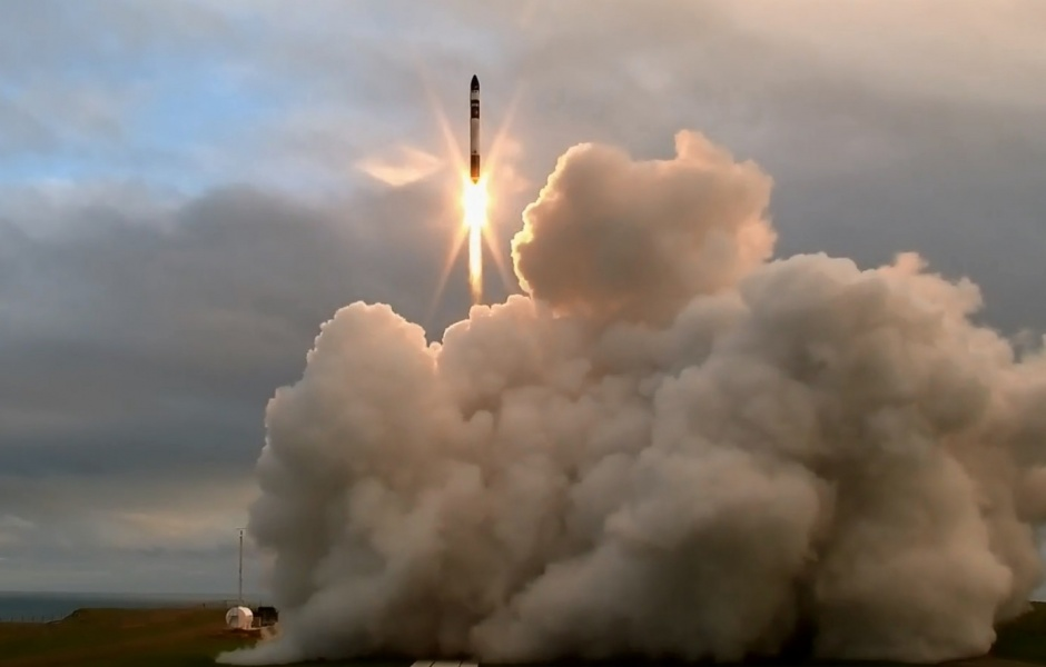 New Zealand launches into space with 3D-printed rocket