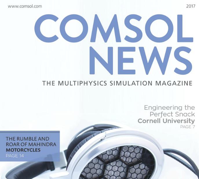 COMSOL News