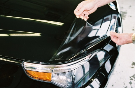 Tapes provide automotive bonding
