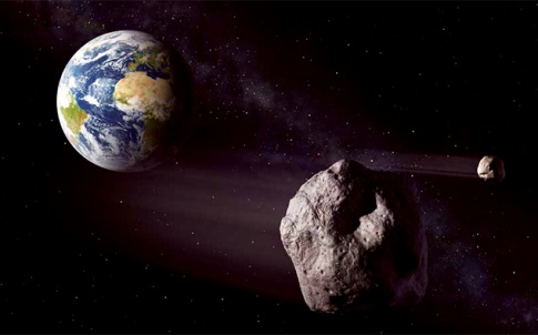 Asteroids are rich with flavour for the scifi writer