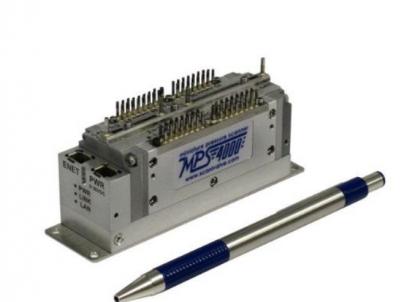 Miniature pressure scanner in automotive wind testing