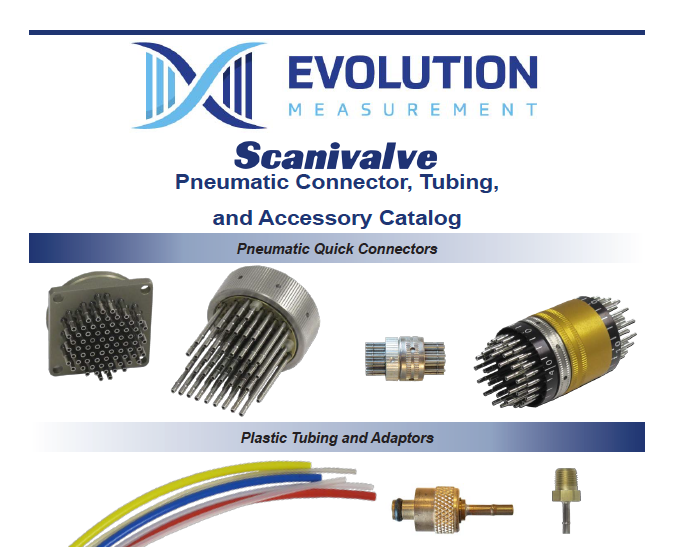 Pneumatic connector, tubing and accessory catalogue