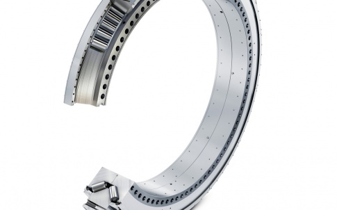 rotor bearings in wind turbines