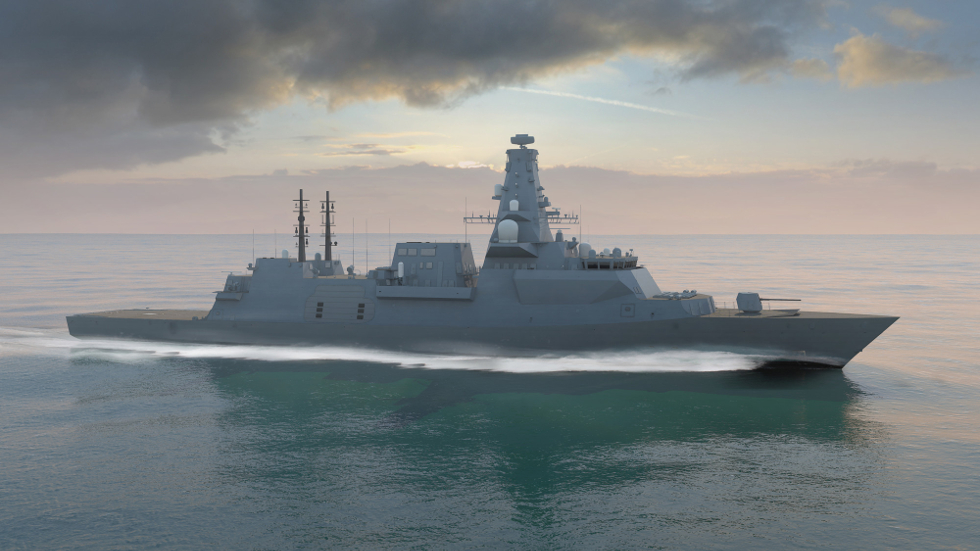 Type 26 Global Combat Ship