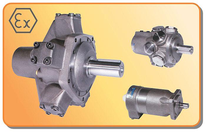 Low speed high torque hydraulic motors efficiency up to 96 for High speed hydraulic motors