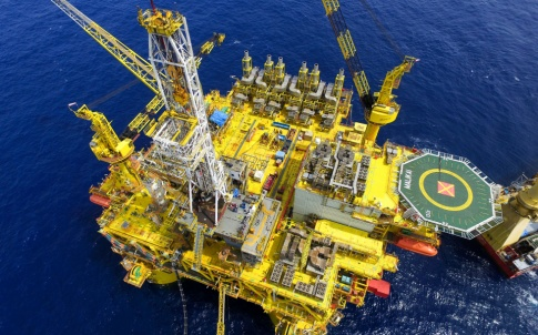 Shell oil rig decommissioning