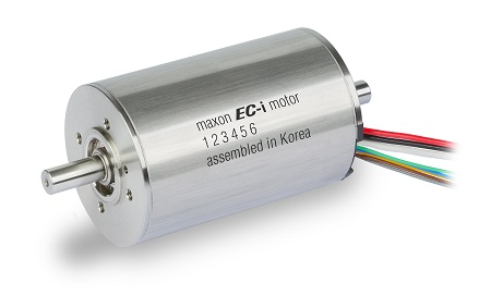DC motors deliver torque