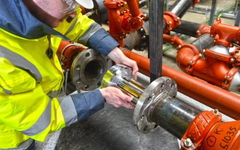 Oxzford Flow pressure reducing valve prv