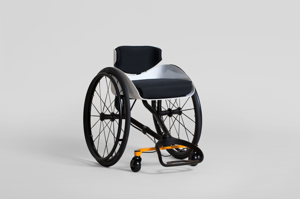 Reagiro wheelchair