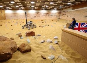 Simulating Mars