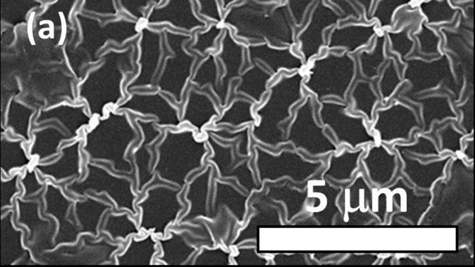 Microstructure of boron-doped Q-carbon
