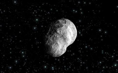 Asteroid-2012TC4