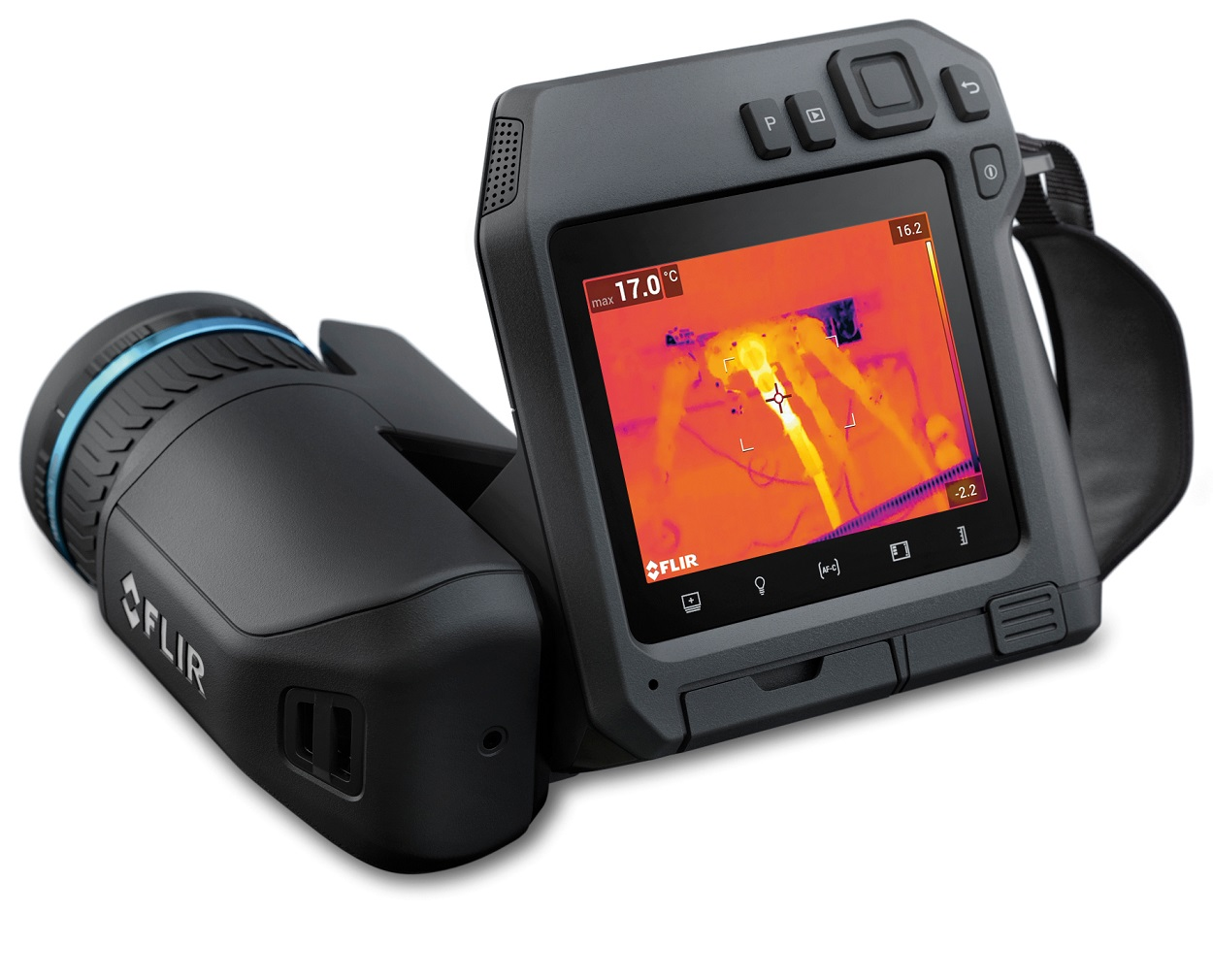 Special product packages for thermal imaging