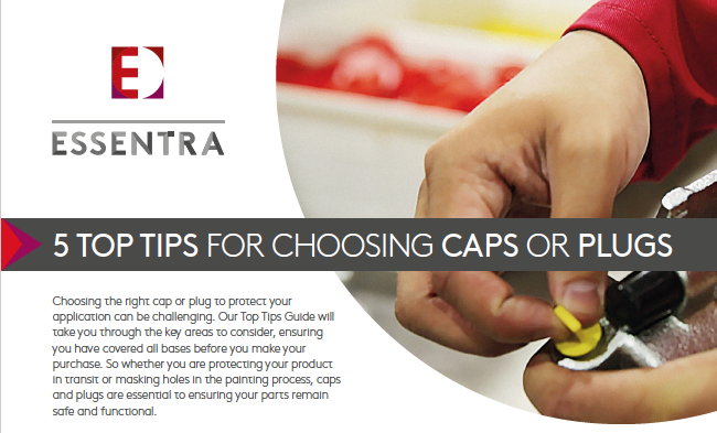 Five top tips for choosing caps or plugs The Engineer
