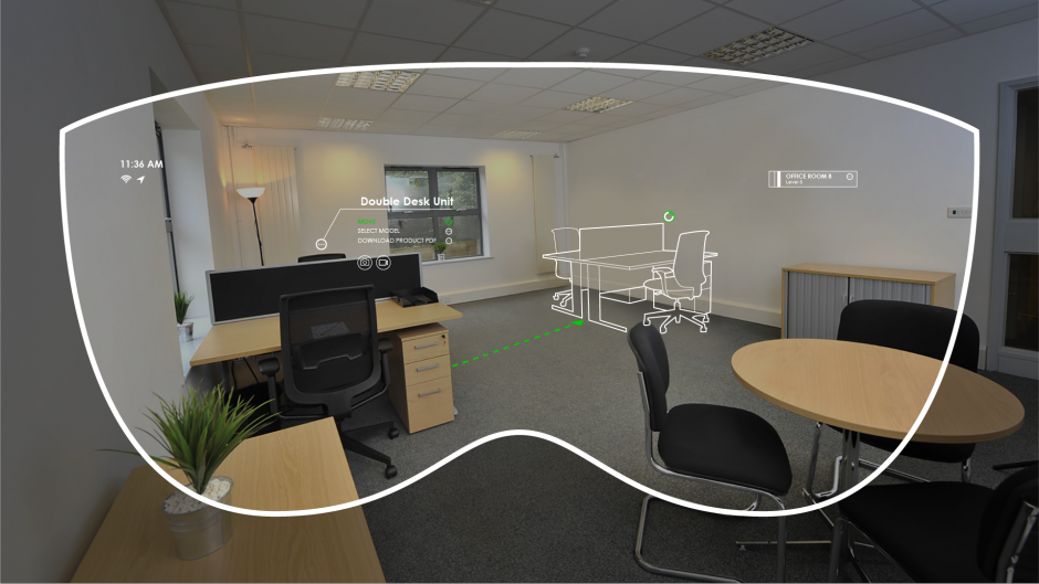 Augmented Reality Investment Targets Growth In Construction Sector The Engineer