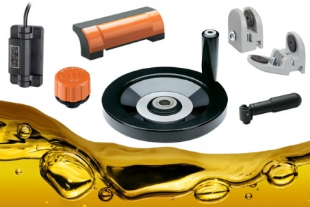 Safety components for machine guarding