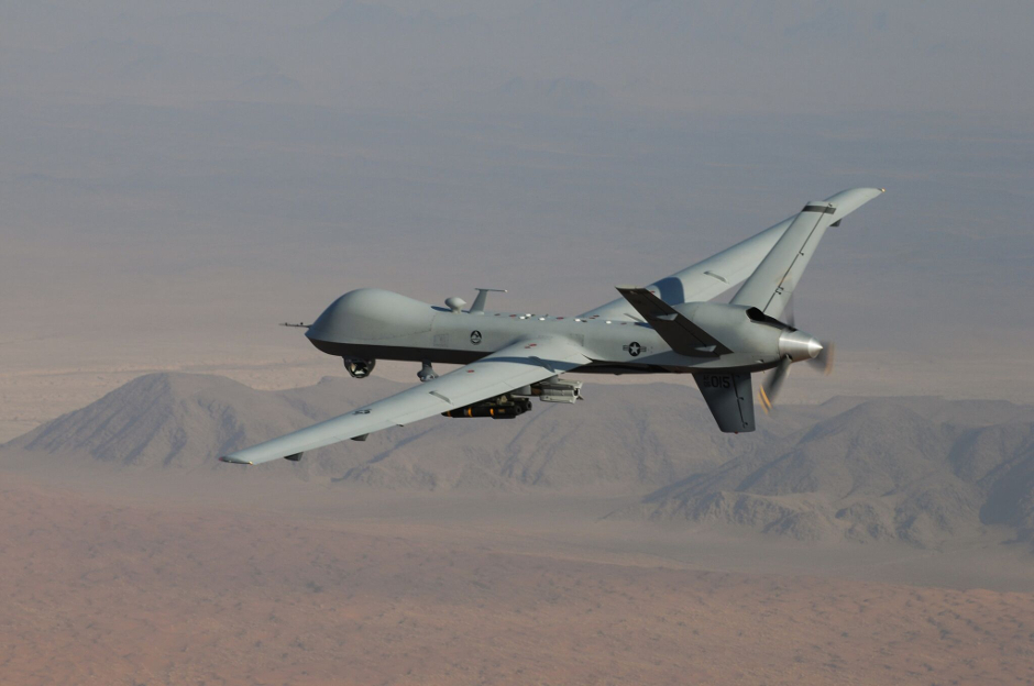 MQ-9 Reaper drone