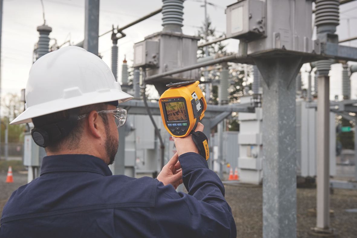 Gas Leak Detector reduces potential utility equipment damage due to gas leaks