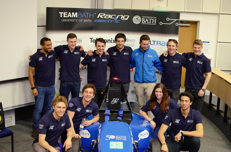 Team Bath Racing Electric