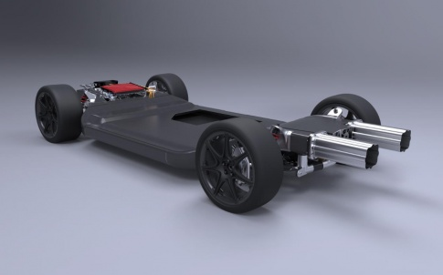 Chassis for EVs