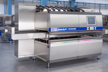 High-tech digital printing for architecture