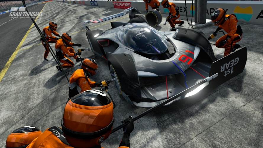 McLaren creates futuristic hypercar for Playstation's Gran Turismo