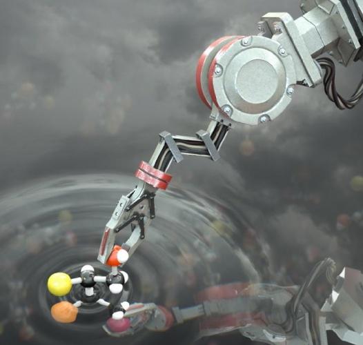 molecular robots
