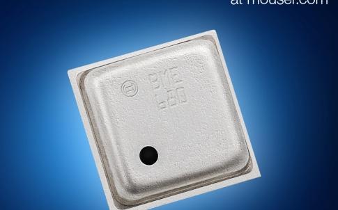 Bosch Sensortec's BME680 combo MEMS environmental sensor