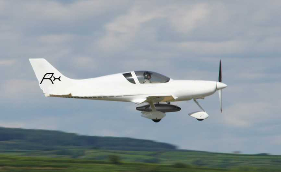 Electric aircraft gets energy boost from detachable motorcycle