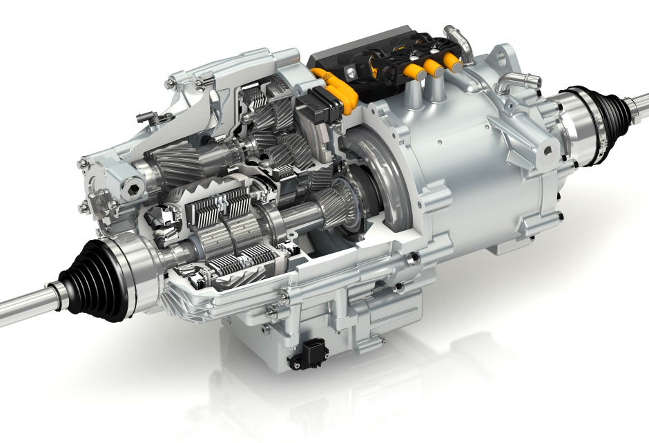 gkn unveils  quot world s most advanced quot  electric driveline manual gearbox design book Manual Transmission