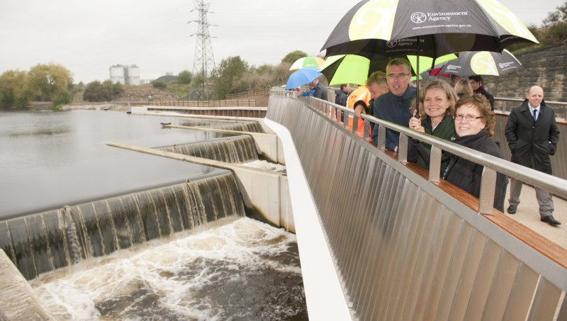 Leeds flood alleviation