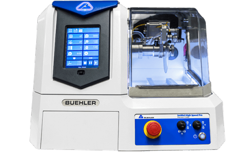 Buehler introduces advanced precision cutter
