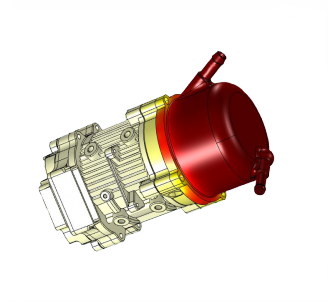 Revving up electrohydraulic power steering with virtual prototyping