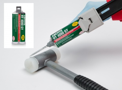 Loctite hybrid adhesive widens the scope of structural bonders