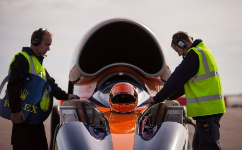 Final checks before Bloodhound's first run