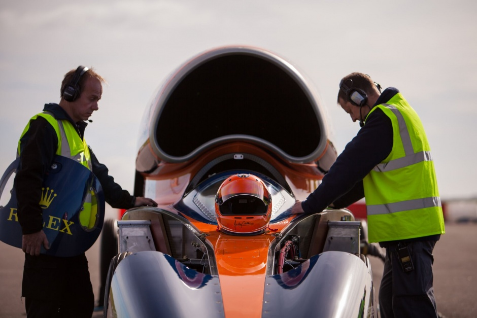 land-speed record