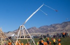 Pumpkins fly high at Utah engineering competition