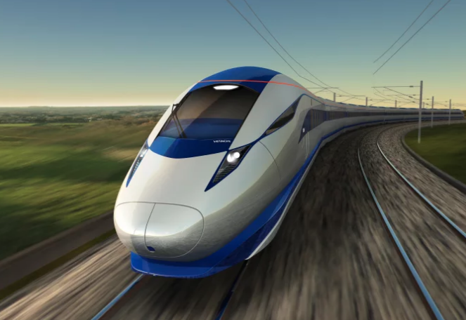 Five train-builders make shortlist for £2 75 billion HS2