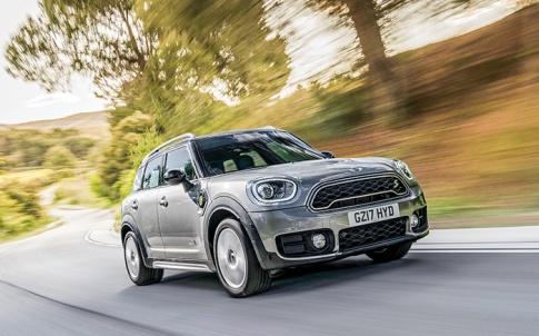 The Engineer drives: plug-in hybrid Mini speeds ahead The