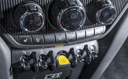 The Engineer Drives Plug In Hybrid Mini Speeds Ahead The Engineer