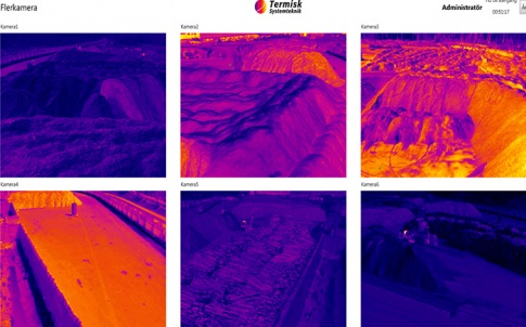 flir systems thermal