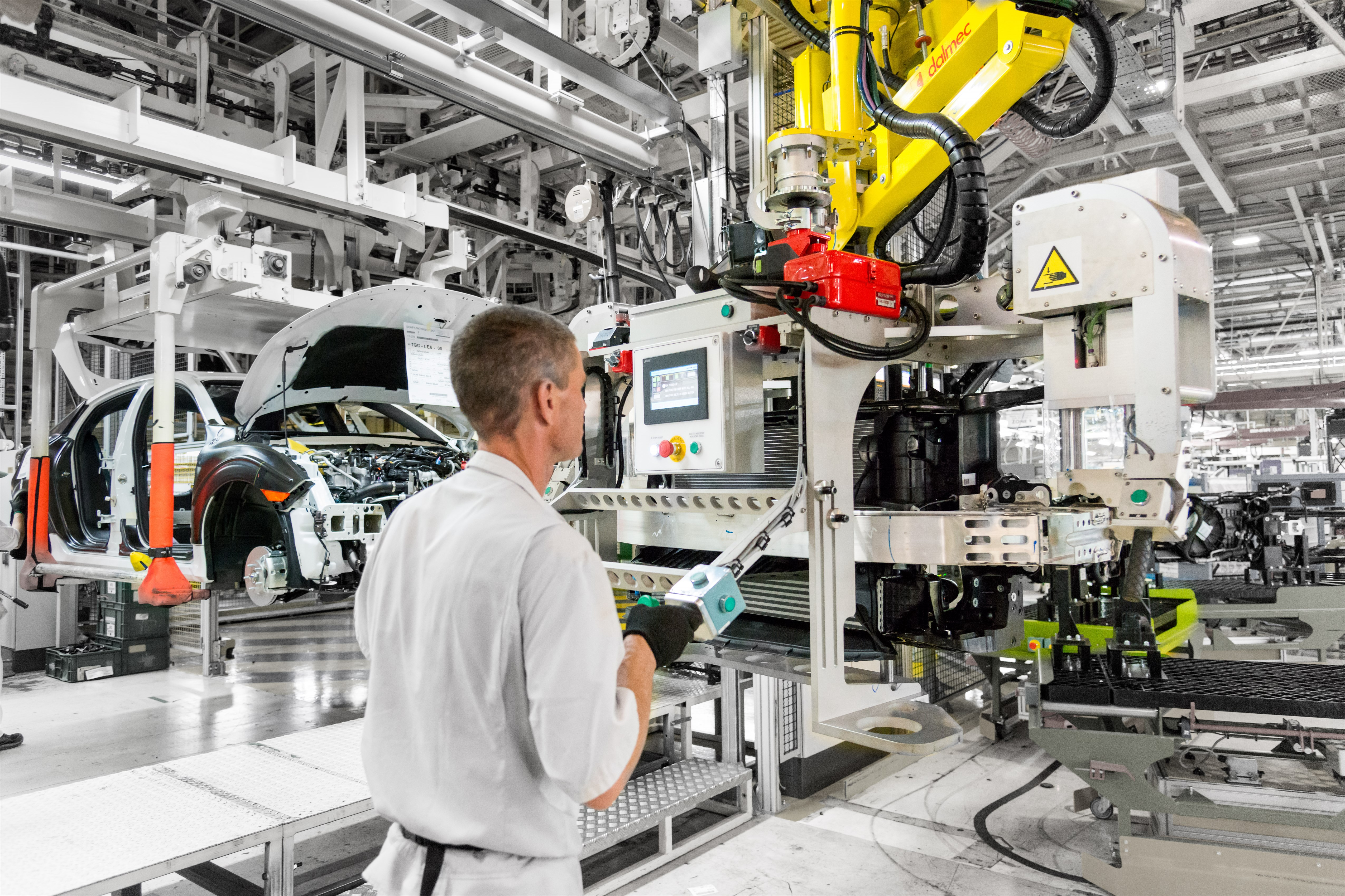 Auto suppliers – don't get left out in the cold with Industry 4.0 The Engineer