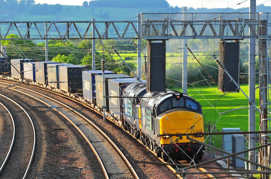 UK freight trains